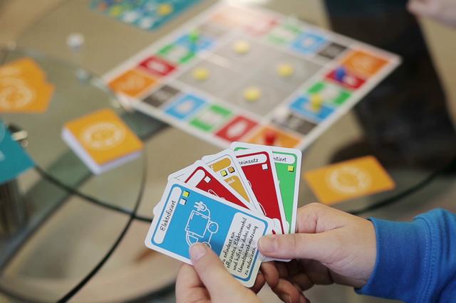 Das Gesellschafts-Spiel: Grundeinkommen spielen