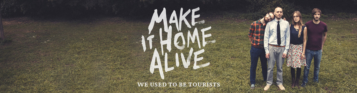 We used to be Tourists - Vinyl- und CD-Pressung unserer Debut-EP