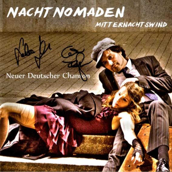 Nachtnomaden - EP Mitternachtswind