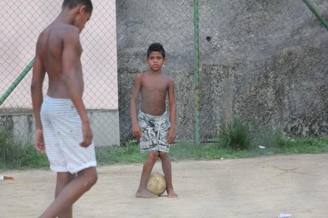 Live aus der Favela