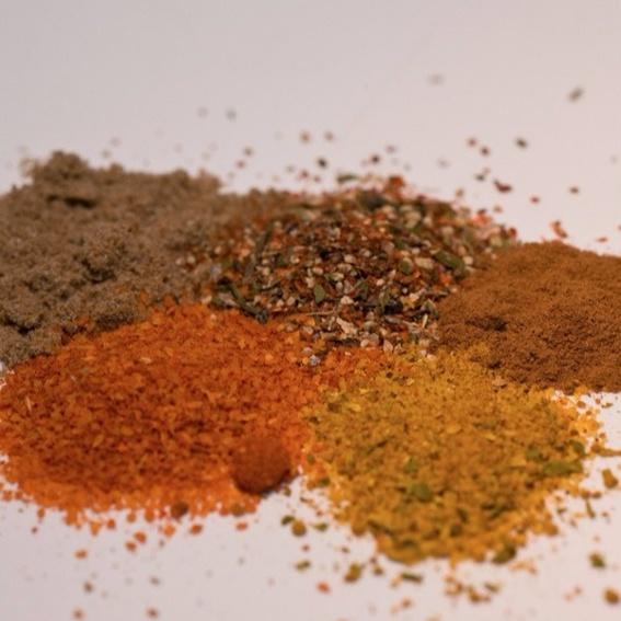 Global Spices - Geheime FoodDealer Gewürzmischung