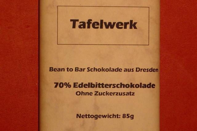 Zuckerfreie Bean to Bar Schokolade