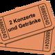Danke + 2 Konzerte