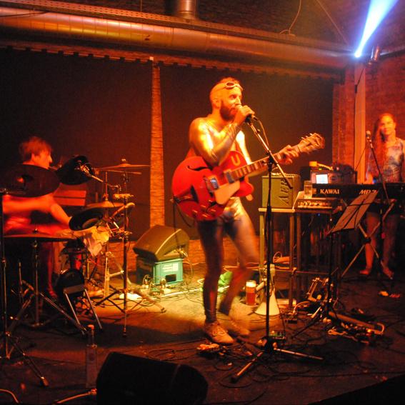 The Uforiks - Livekonzert