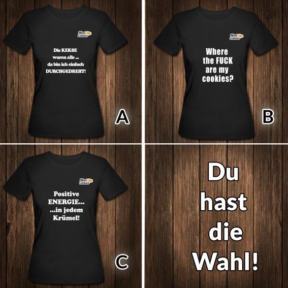 Supporter Girlie Shirt