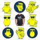 Lotsi T-Shirt Deiner Wahl