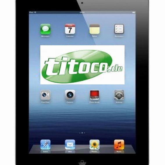 Coaching Board- iPad 4 mit eigener Signatur