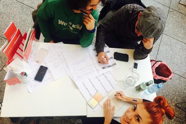 Refugee based Multidisciplinary Performance