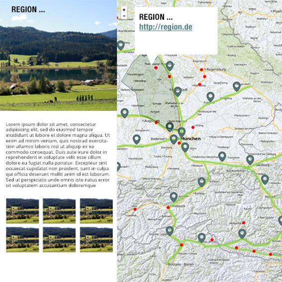 """ECO ROAD Eintrag, """"Early Bird für Gemeinden und Regionen"""""""