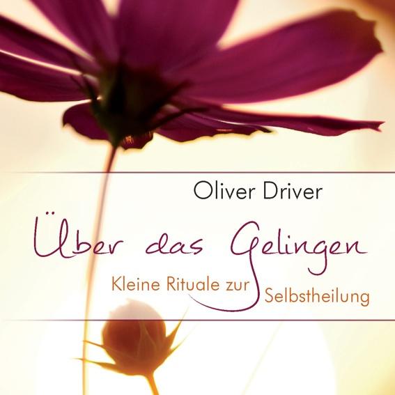"""Signiertes Buch """"Über das Gelingen"""" von Oliver Driver"""