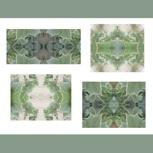 »Dünenblume« - 4 Mini-Foto-Grafiken - A6 - signiert