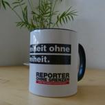 Tasse Keine Freiheit ohne Pressefreiheit