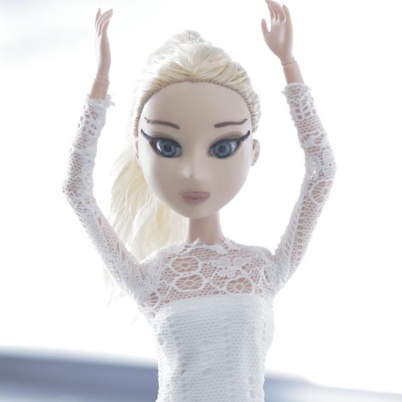 Primaballerina Barbie - 1 Pirouette für dich