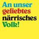 FOTOBUCH (inkl. Print): An unser geliebtes närrisches Volk!