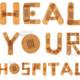 3 Bücher - Heal Your Hospital