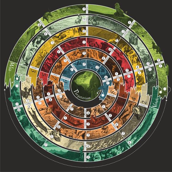 Spielplan als Poster