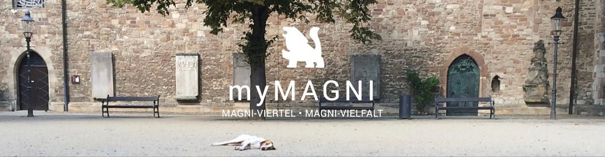 myMAGNI - unser Löwe
