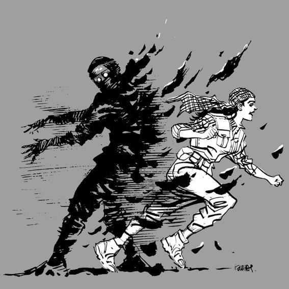 T-Shirt I-Zombie
