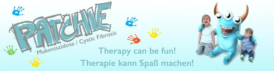 Patchie: Mukoviszidose Kindertherapie-App
