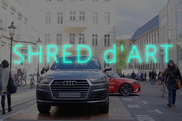 SHRED D'ART