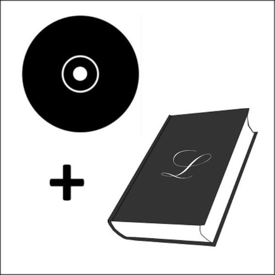 APORIA // CD + Lyric Book