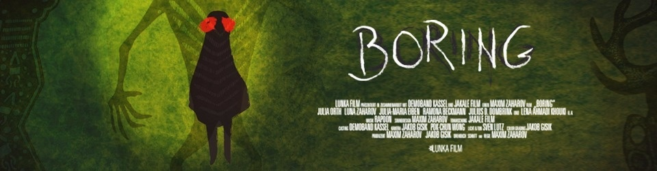 "Spielfilm ""Boring"" - ein Mystery-Horror-Drama"