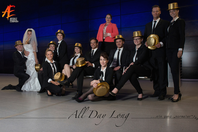 ALL DAY LONG - Ein ganz normaler Tag. Showcase der ÆFFECT MUSICAL COMPANY