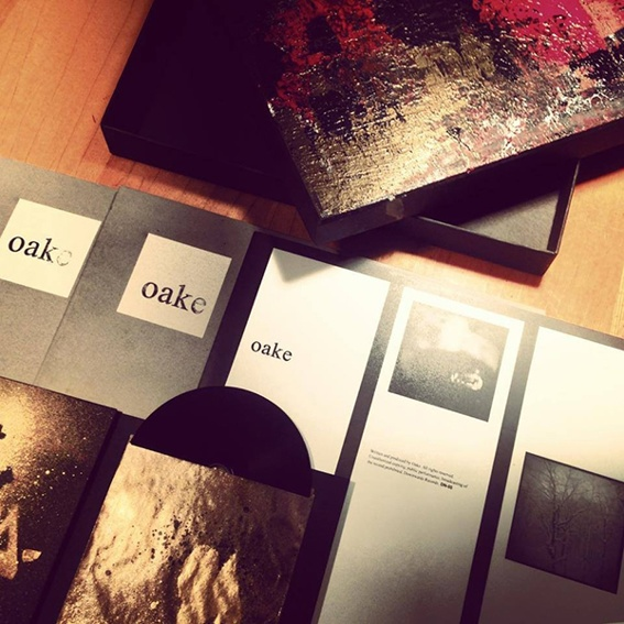 EXCLUSIVE: OAKE (Downwards) DIY EP BoxSet