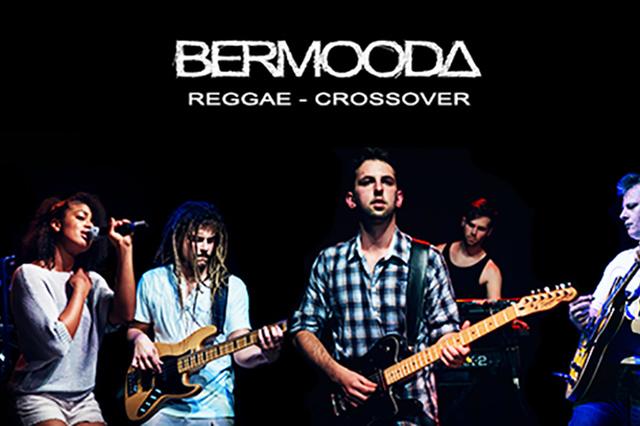BERMOODA - ALBUM-KAMPAGNE