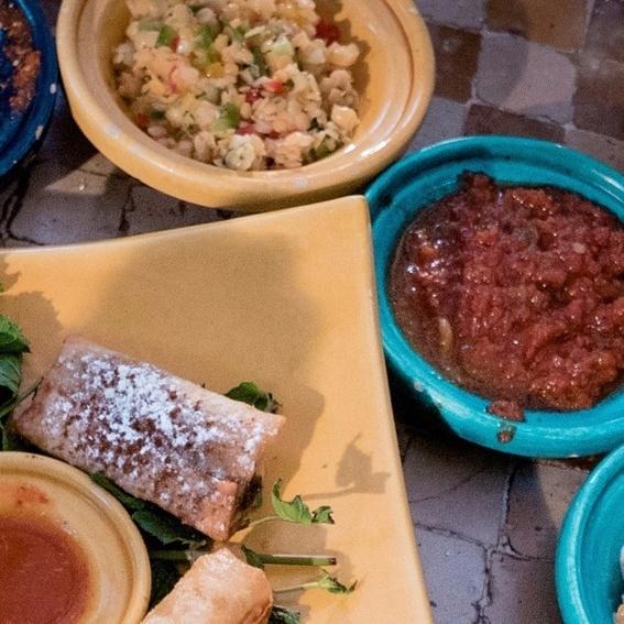 Syrisches Dinner für zwei mit Citizen2be