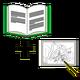 Original A4 Zeichnung + Radbahn-Buch + Wall of Fame