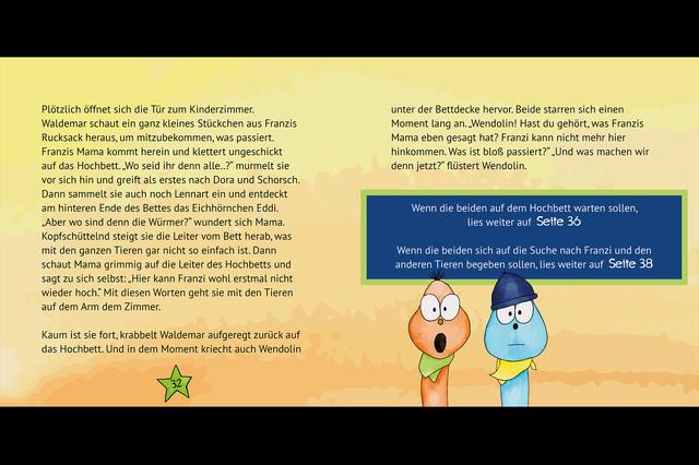 Die Hatschi-Helden Kinderbuchserie