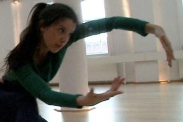 """Tanztheater für Kinder """"Muster in Bewegung"""""""