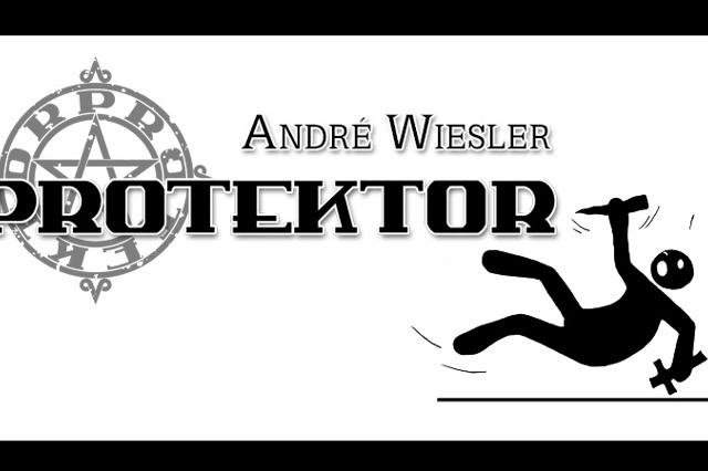 Das lustige Mysterybuch: Protektor, Monsterjäger mit Sockenschuss