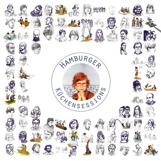 Vinylbox: Hundert Hamburger Küchensessions