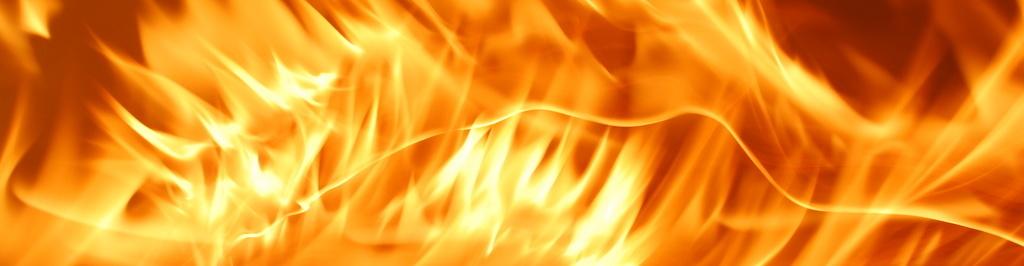 Feuer und Flamme für Kunst