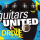 Signature Guitars United Overdrive Effektpedal