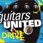 Signature Guitars United Overdrive Effektpedal