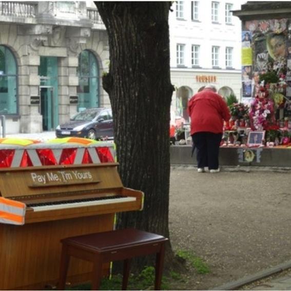 Hot Spot Klavier
