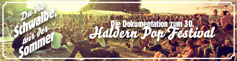 Documentary 30 Years Haldern Pop Festival