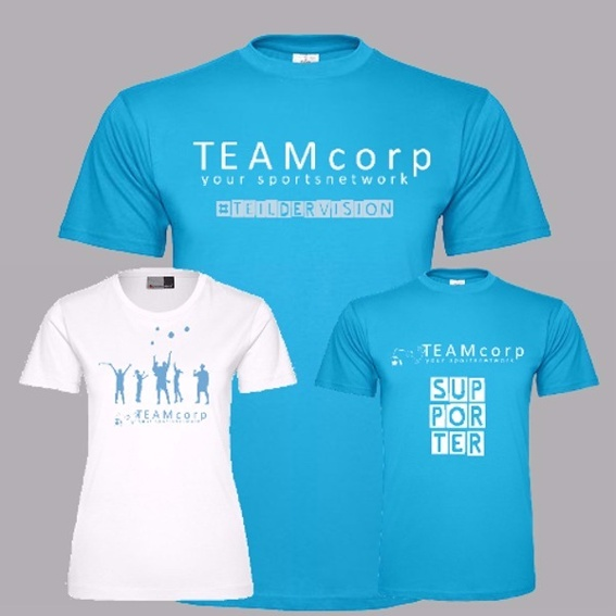 Supporter-Shirts LIMITIERT