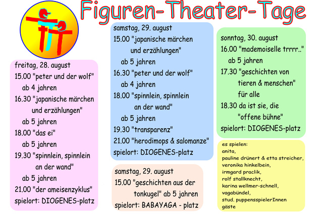 Darmstädter Figurentheatertage