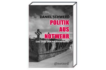 """BUCH: Startauflage """"Politik aus Notwehr"""""""