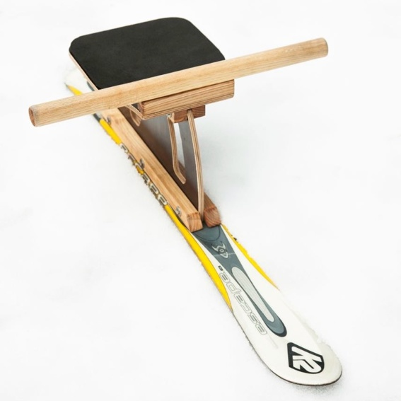 Ski-Böckle Starter-Set inklusive Ski