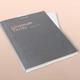 Mit Zeichnung signierter Katalog »Linoleum Thrills«