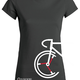 T-Shirt Design Bike