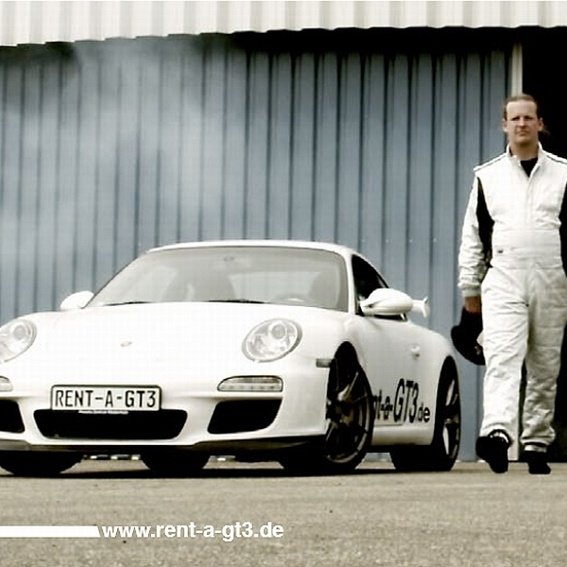 Fast Break - im Porsche GT3 über den Nürburgring