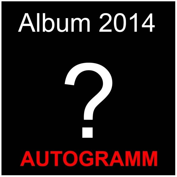 Album mit Autogramm