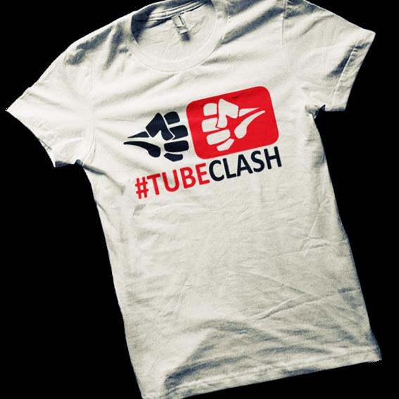 #TubeClash-Shirt