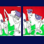 »Applen« und Päppeln - 2 Plakate - DIN A1